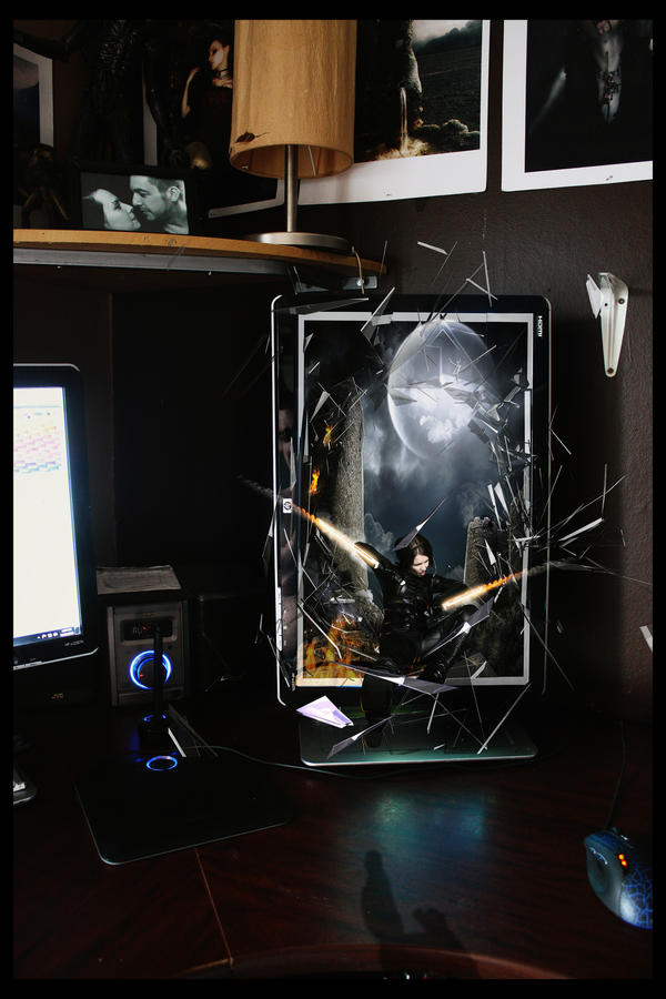 Desktop Alive by DerekEmmons