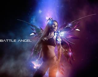 Battle Angel Copy by DerekEmmons