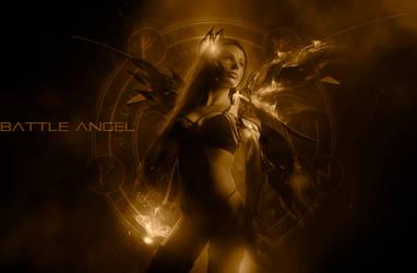 Battle Angel Copy Mono by DerekEmmons