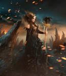 Fractured Fairytales- Evil Queen
