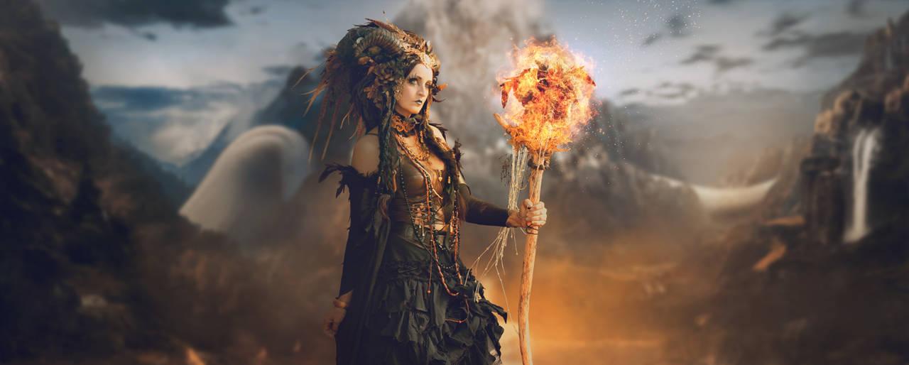 Fractured Fairytales Evil queen 2 by DerekEmmons