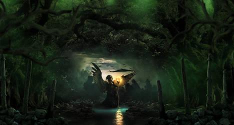 Maleficent 2 by DerekEmmons