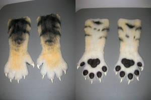 Tiger Paws by MaewynShadowtail