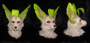 Leafeon Mask Auction - Relisted