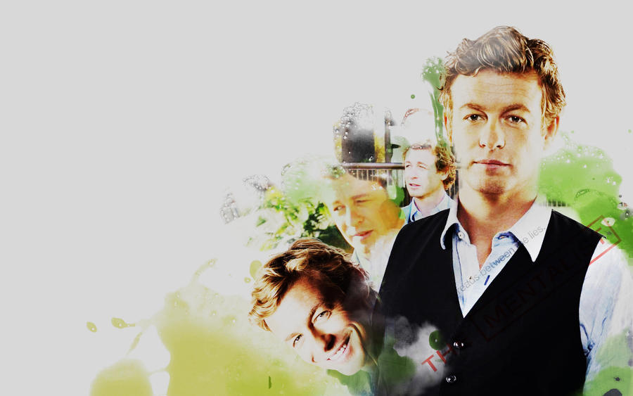 Wallpaper The Mentalist by MichiOrikawa on deviantART