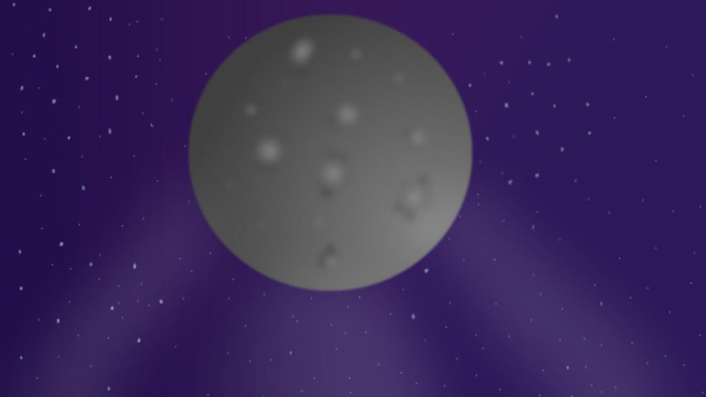 Moon by X4v13R009