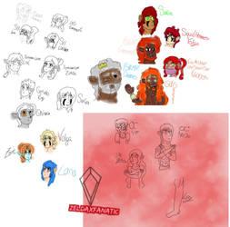 Doodle Dump 1