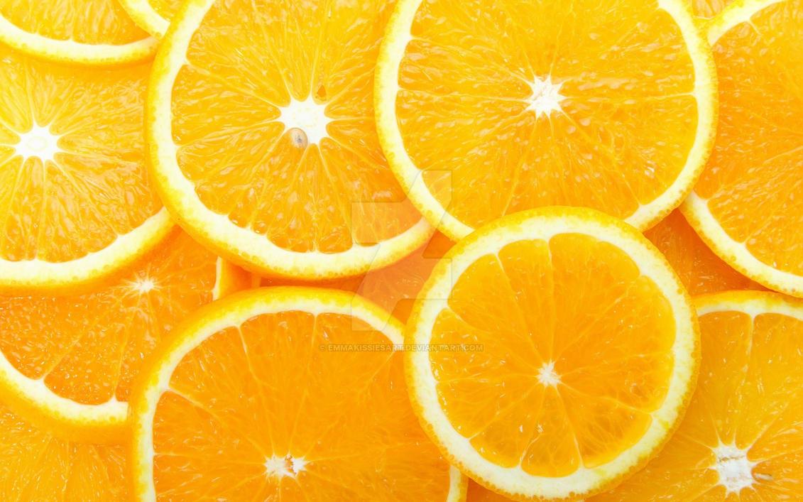 Orange by emmakissiesArt