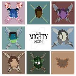 The Mighty Nein