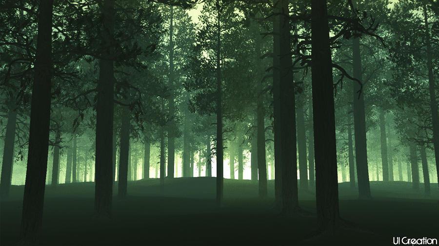 Misty jungle by uicreation on deviantart
