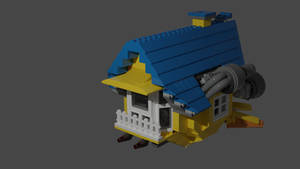 Emmets Spacehouse