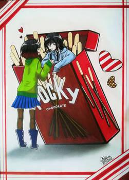 Pocky time~