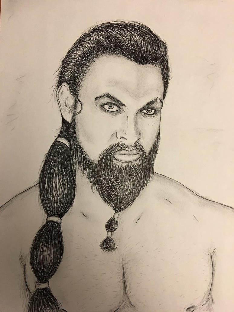 Khal Drogo (Game of Thrones) by conwaysuccess