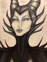 Maleficent by conwaysuccess