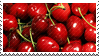 Red sweet stamp