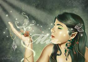 Fairy by EmiliaPaw5