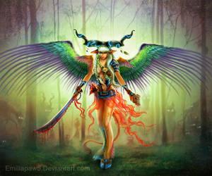 Goddess of Creatures