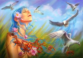 Free by EmiliaPaw5