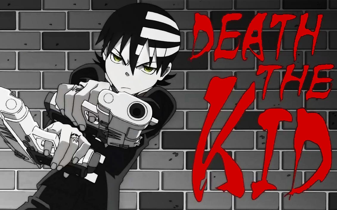 Soul Eater Death The Kid Wall By Kokia