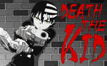 soul eater: death the kid wall