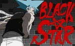 soul eater: black star wall