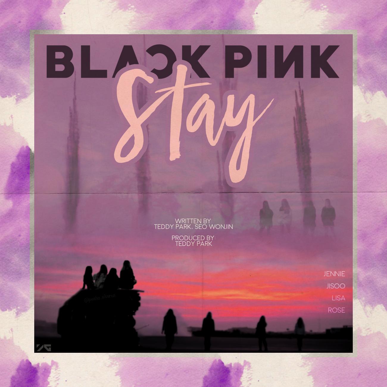 Blackpink Wallpaper Stay: STAY By Peithosilvanus-jess On DeviantArt