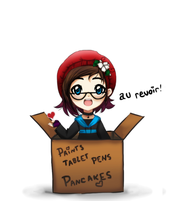 Chibi in a Box by StarshineBeast