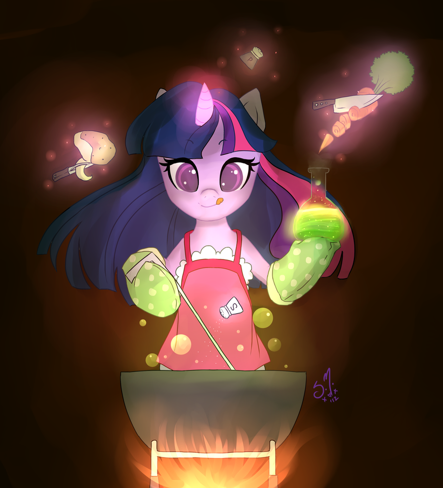 The Science of Soup is Magic by StarshineBeast