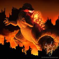 Kaiju Assault: Final Wars Godzilla by StarshineBeast