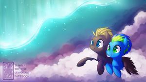 Aurora Borealis (commission)