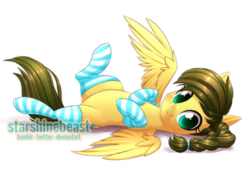 Nemsee (commission) by StarshineBeast