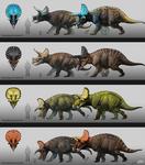 Triceratops Concept Design