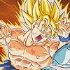 Goku Icon by Digone