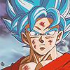 Goku SSJ Blue by Digone