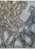 nightmares..... by mooordooor