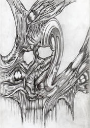 masks2 by mooordooor