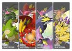 Commission - Mega Fakemons