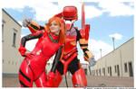 Asuka and Eva02