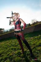 Harley Quinn 01 by xxLaylaxx