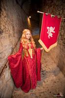 Cersei Lannister by xxLaylaxx