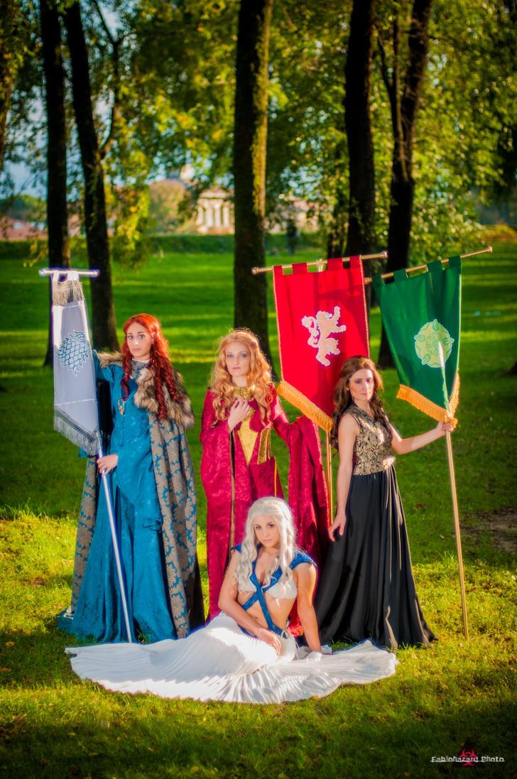 Game of Thrones by xxLaylaxx