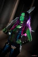 Gamora by xxLaylaxx