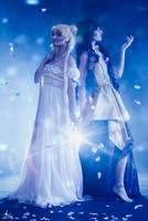 Serenity and Luna by xxLaylaxx