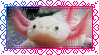 Axolotl stamp by NICKTHEBUNNY