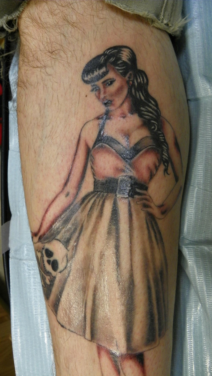 tattoo rockabilly