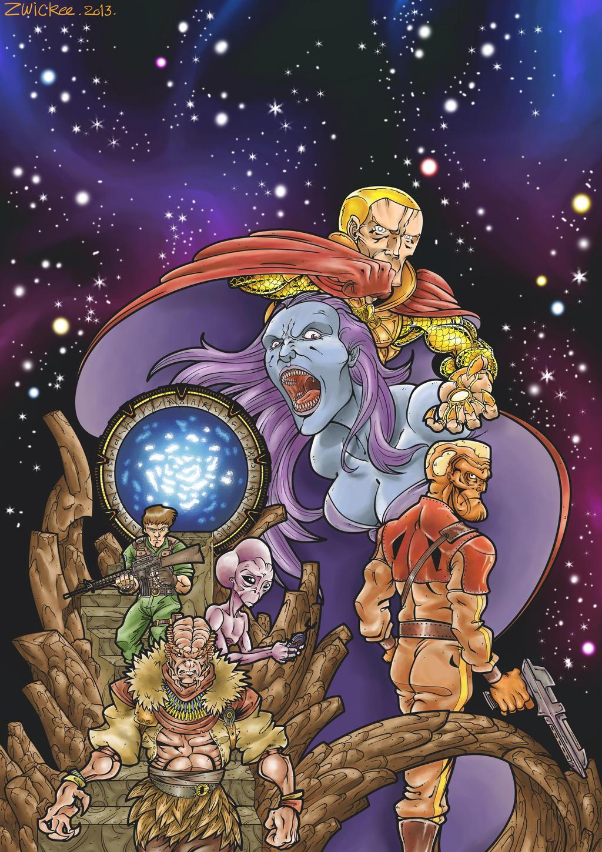 Stargate cover colo