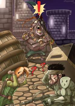 Link ''!'' Snake