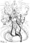 She-Yee - sketch by Zwickysten