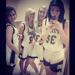 Basketball Girls.