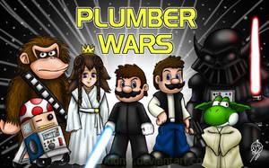 PLUMBER WARS by Lukael-Art